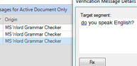 MSWordGrammarChecker
